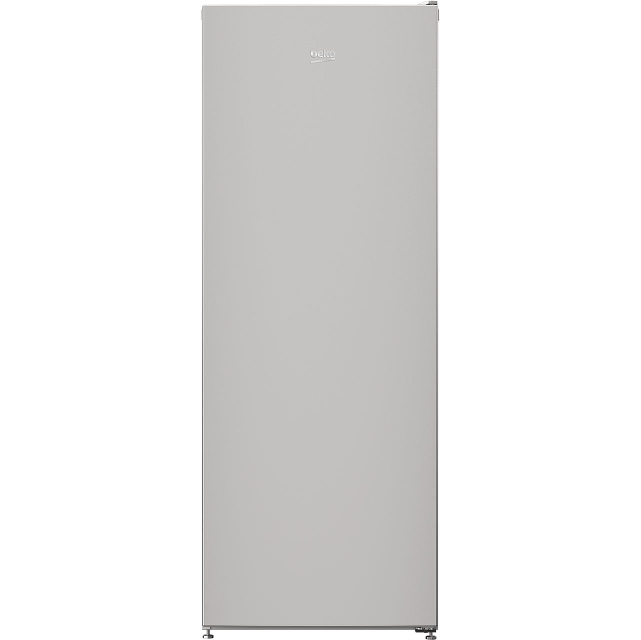 Beko LSG1545S Free Standing Larder Fridge in Silver