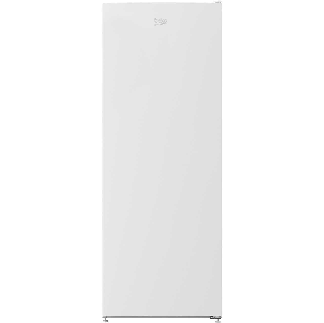 Beko LSG1545W Free Standing Larder Fridge in White