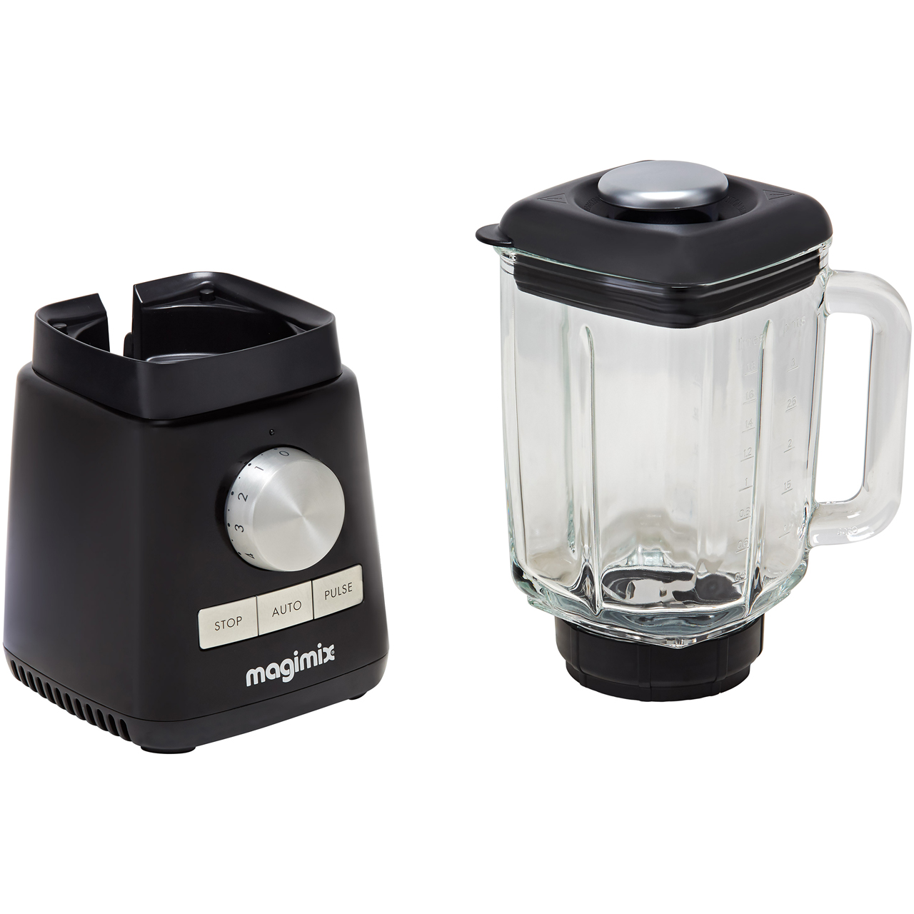 Magimix Le Blender 11610 with 4 Accessories Black