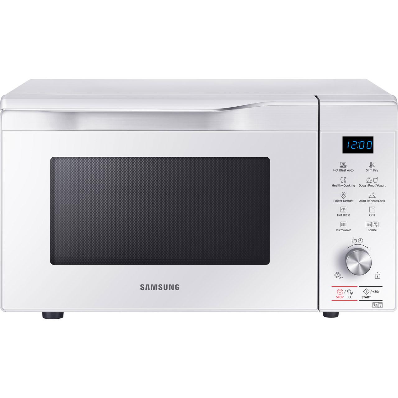 Samsung Hotblast Mc32k7055cw Microwave