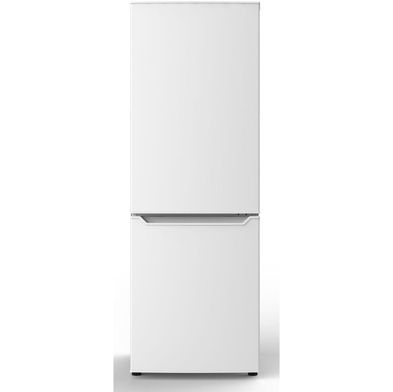 Fridgemaster MC50165 Free Standing Fridge Freezer in White