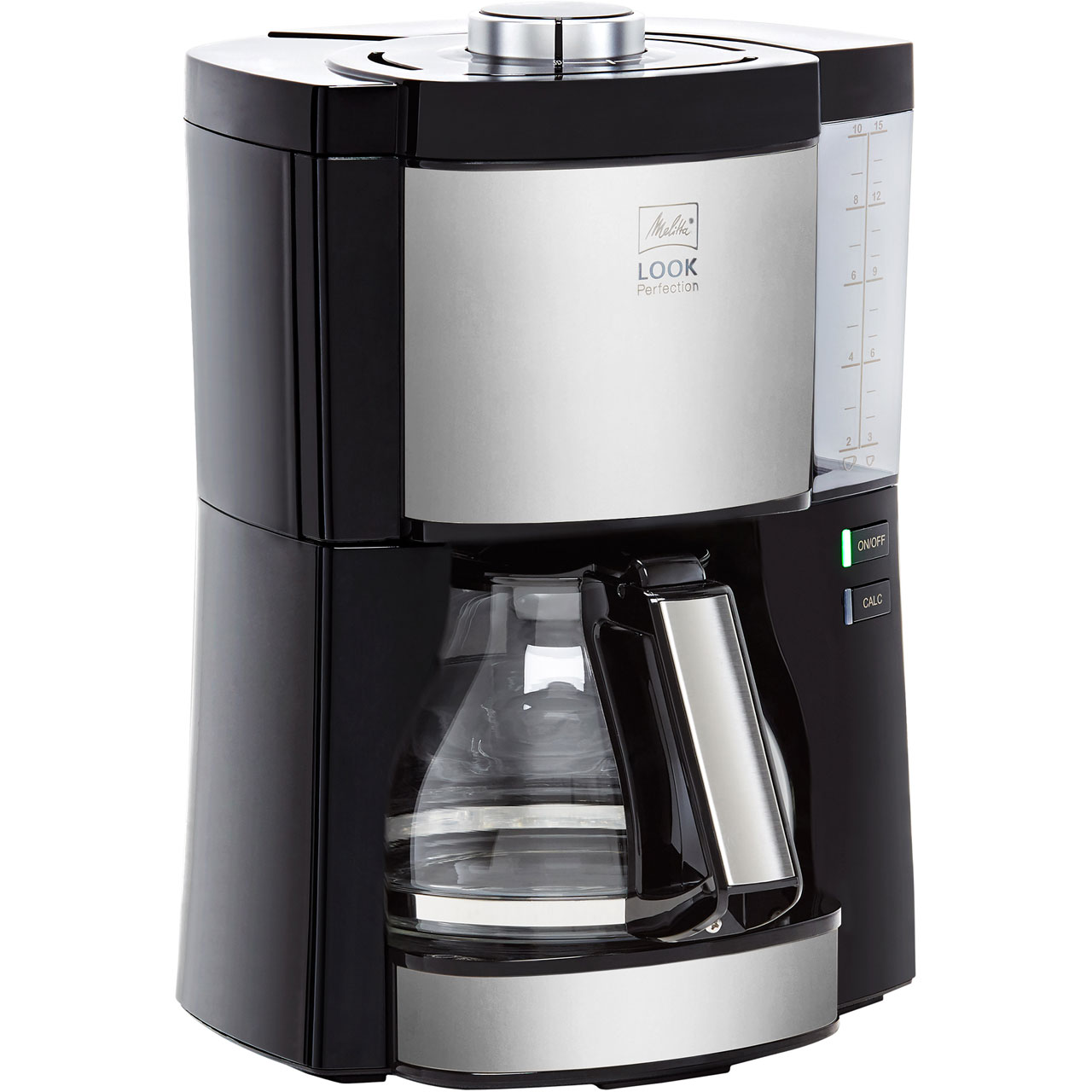 Details About Melitta 6766589 Look V Perfection Black 1025 06 Filter Coffee Machine Black