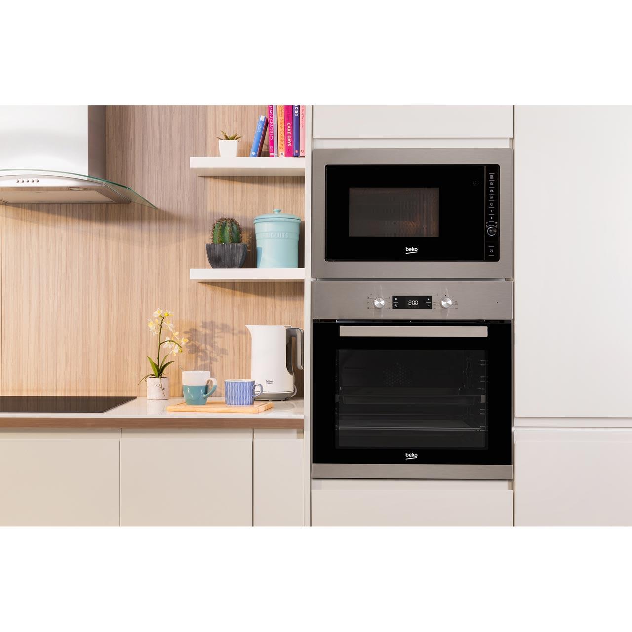 Beko MGB25332BG Integrated Microwave