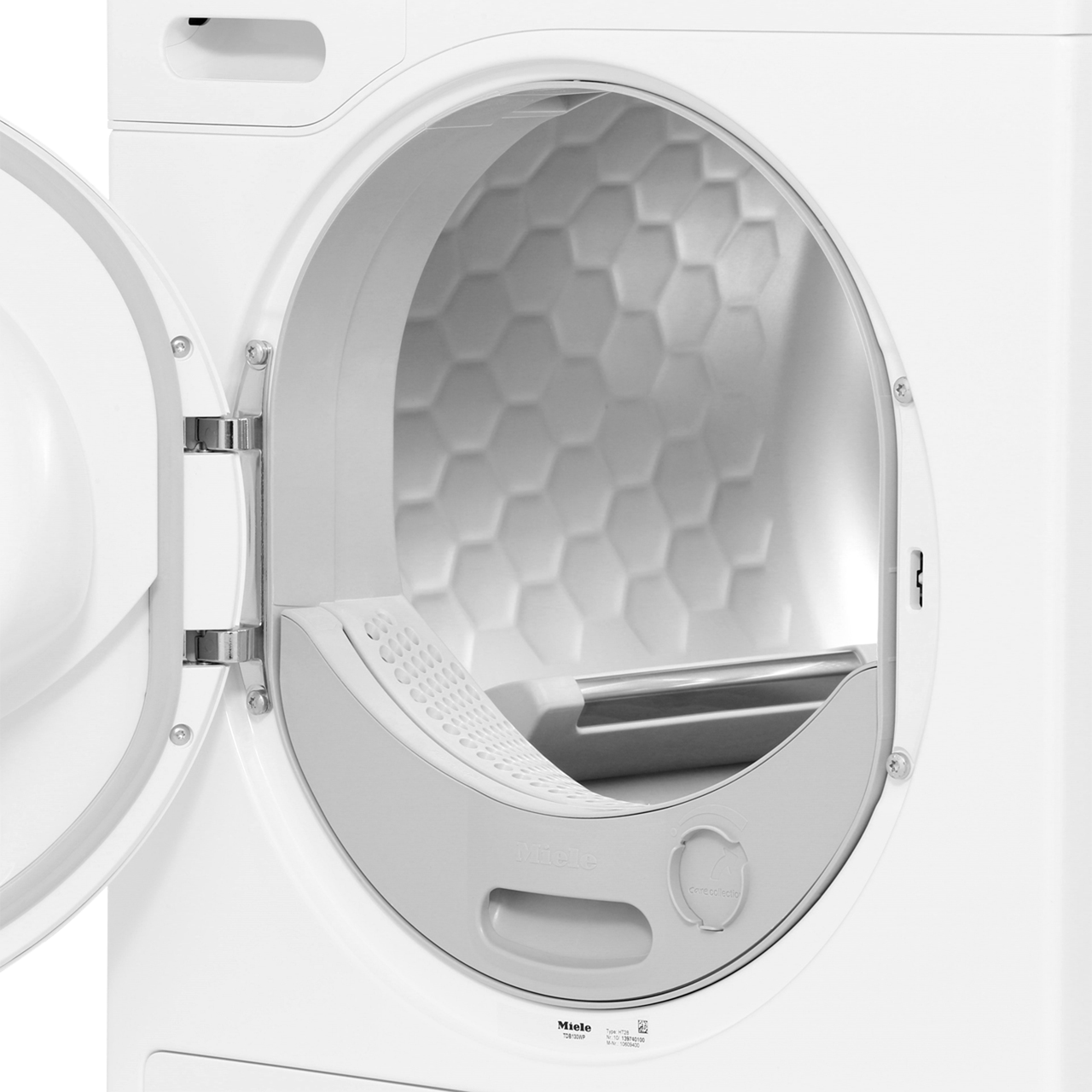 Miele T1 TDB130WP 7Kg Heat Pump Tumble Dryer - White - A++ Rated