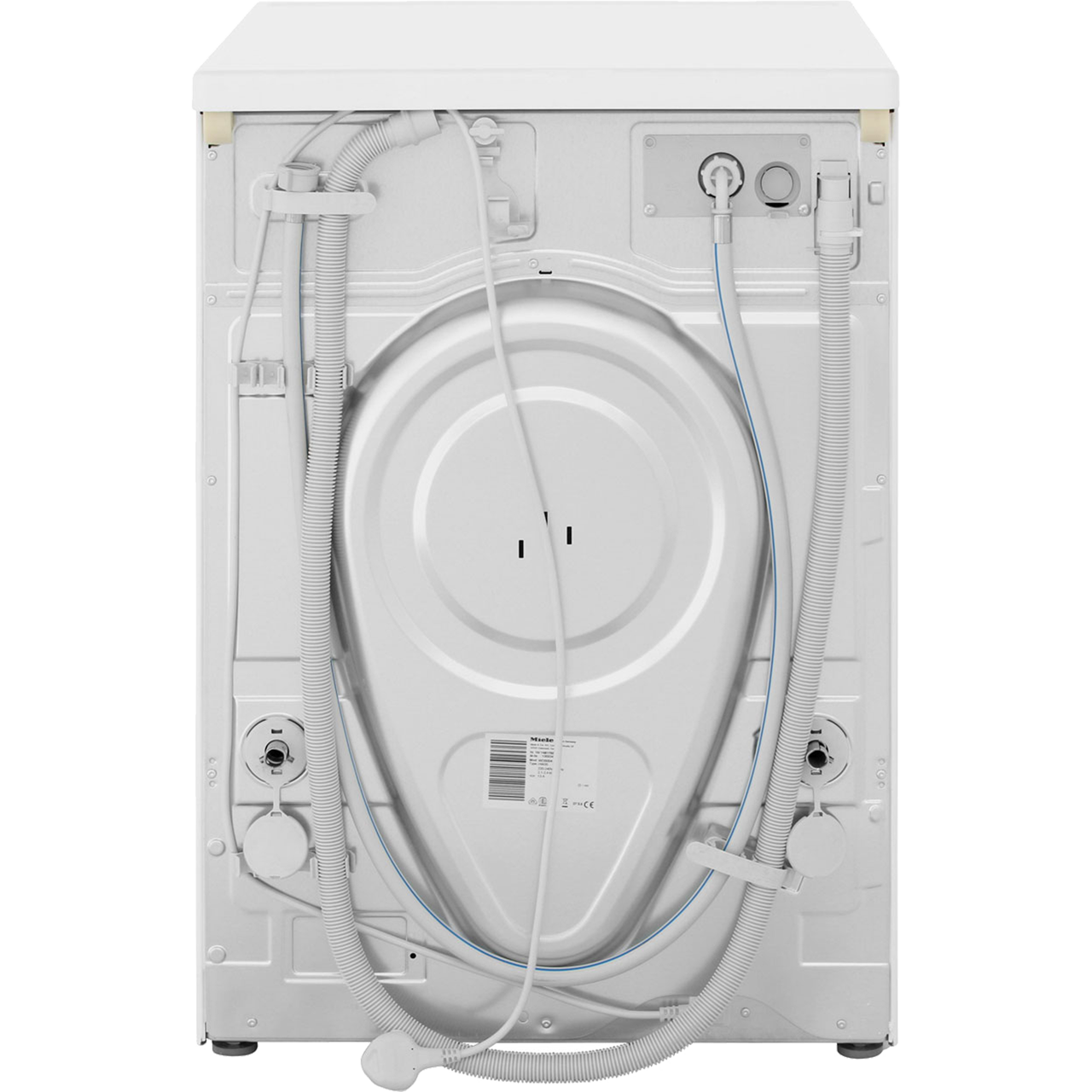 Miele W1 WDB004 7Kg Washing Machine with 1400 rpm - White - A+++ Rated