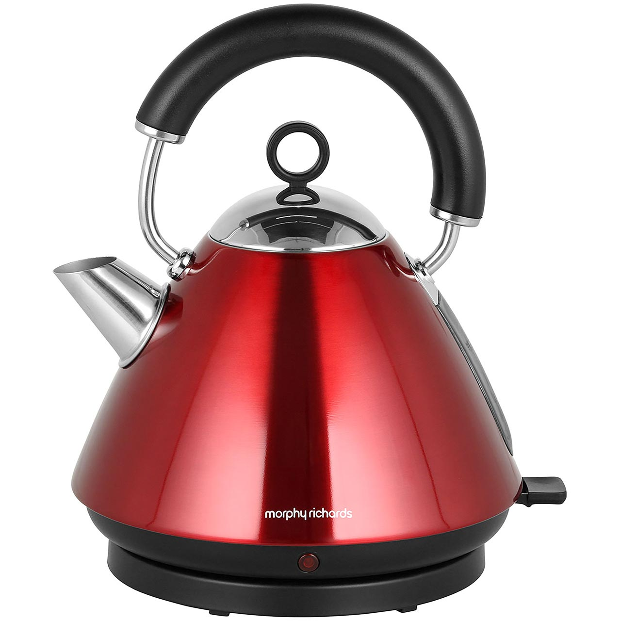 Morphy Richards Accents 102029 Kettle - Red