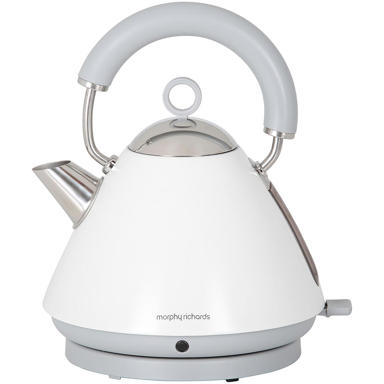 Morphy Richards Kettle: Morphy Richards 102031 Accents Kettle Limescale Filter 3000 Watt White New From 5011832052278