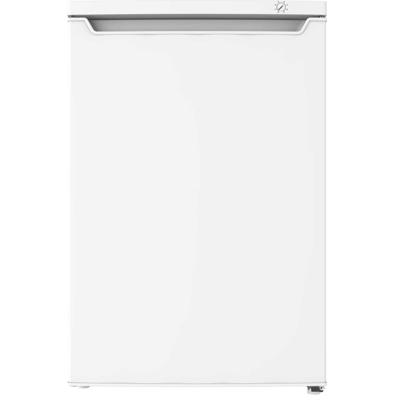 Fridgemaster MUZ5582A2 Free Standing Freezer in White