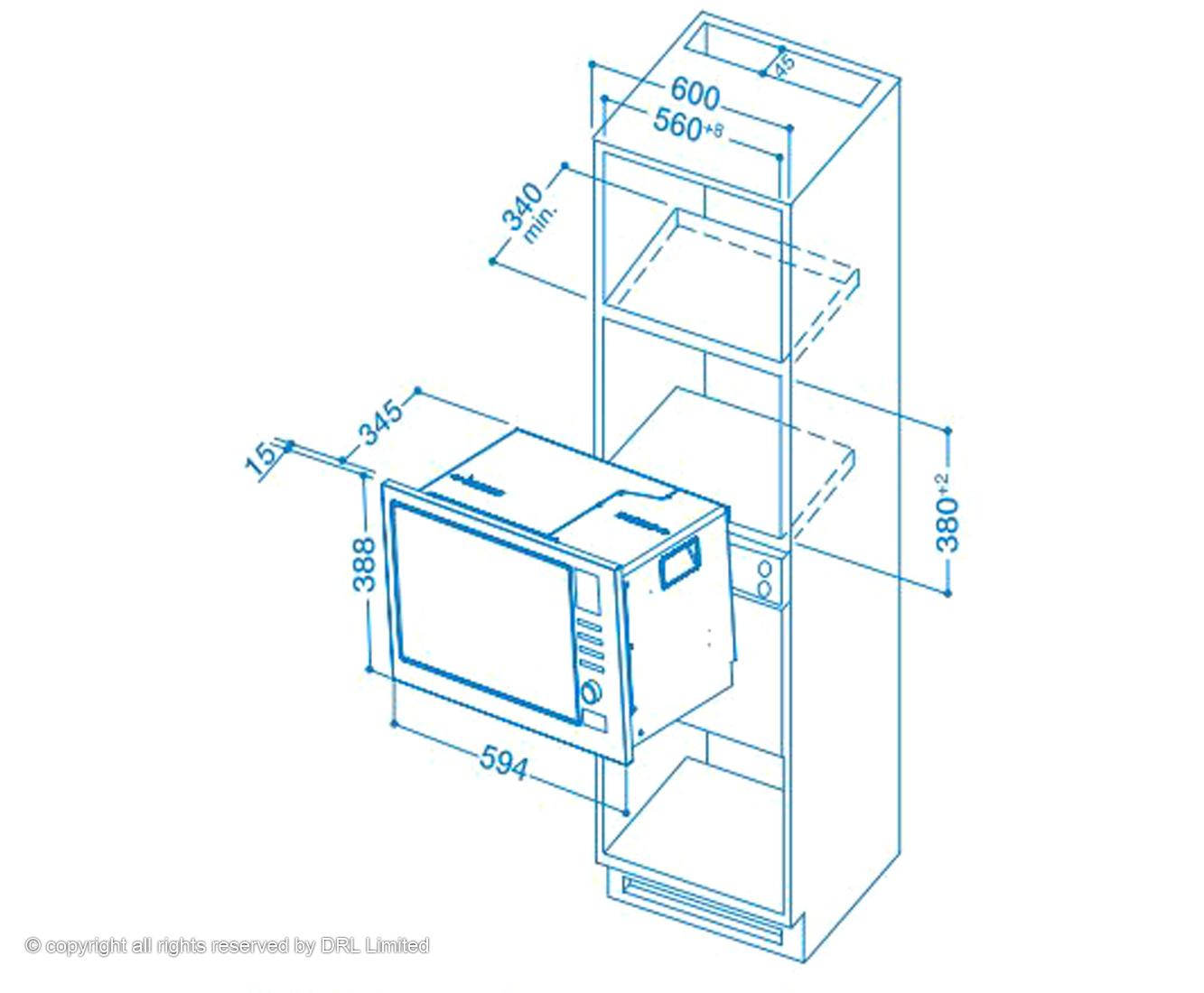 Attractive Wall Oven Cabinet Dimensions Nagpurepreneurs Tt62