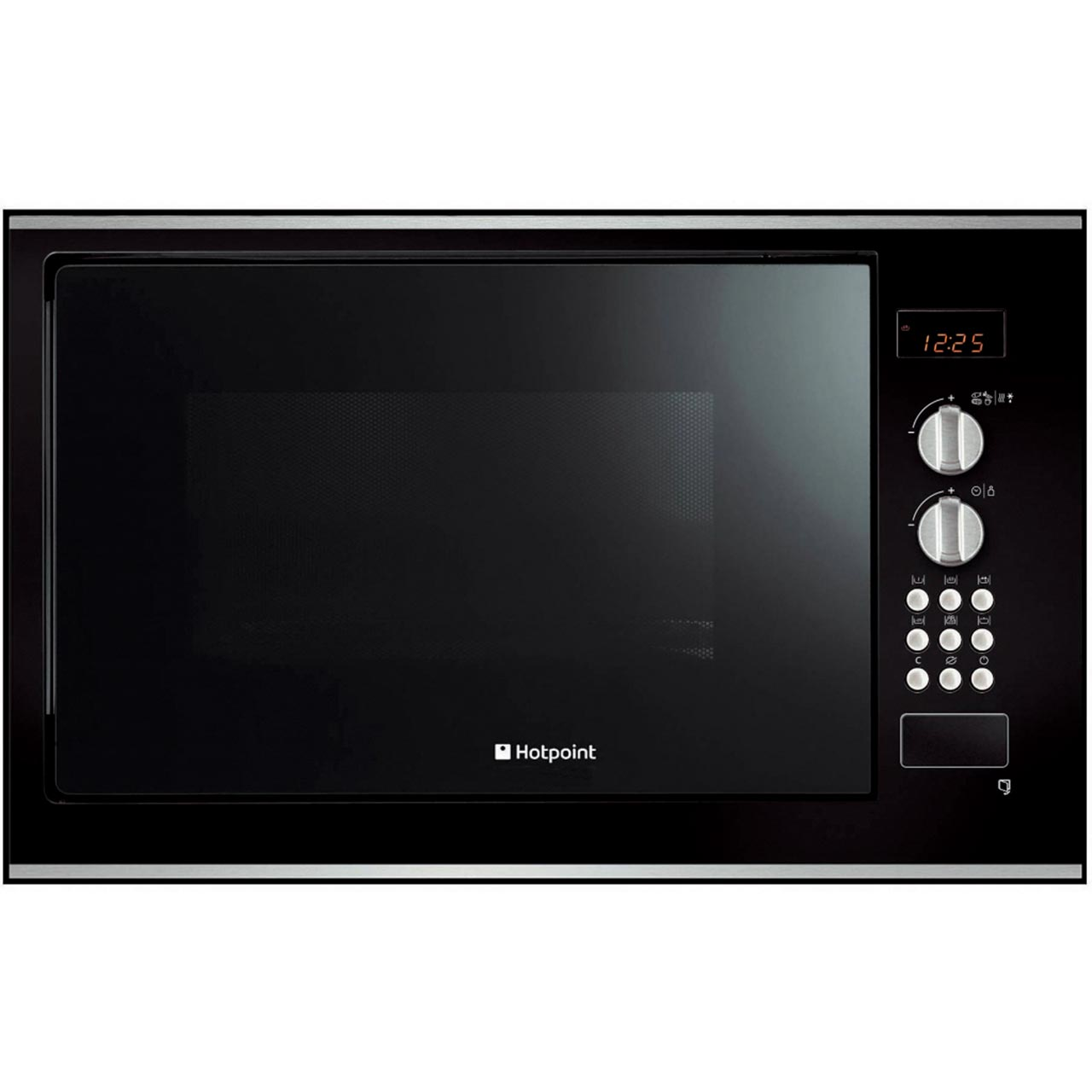 Hotpoint MWX222.1X Built In Microwave review