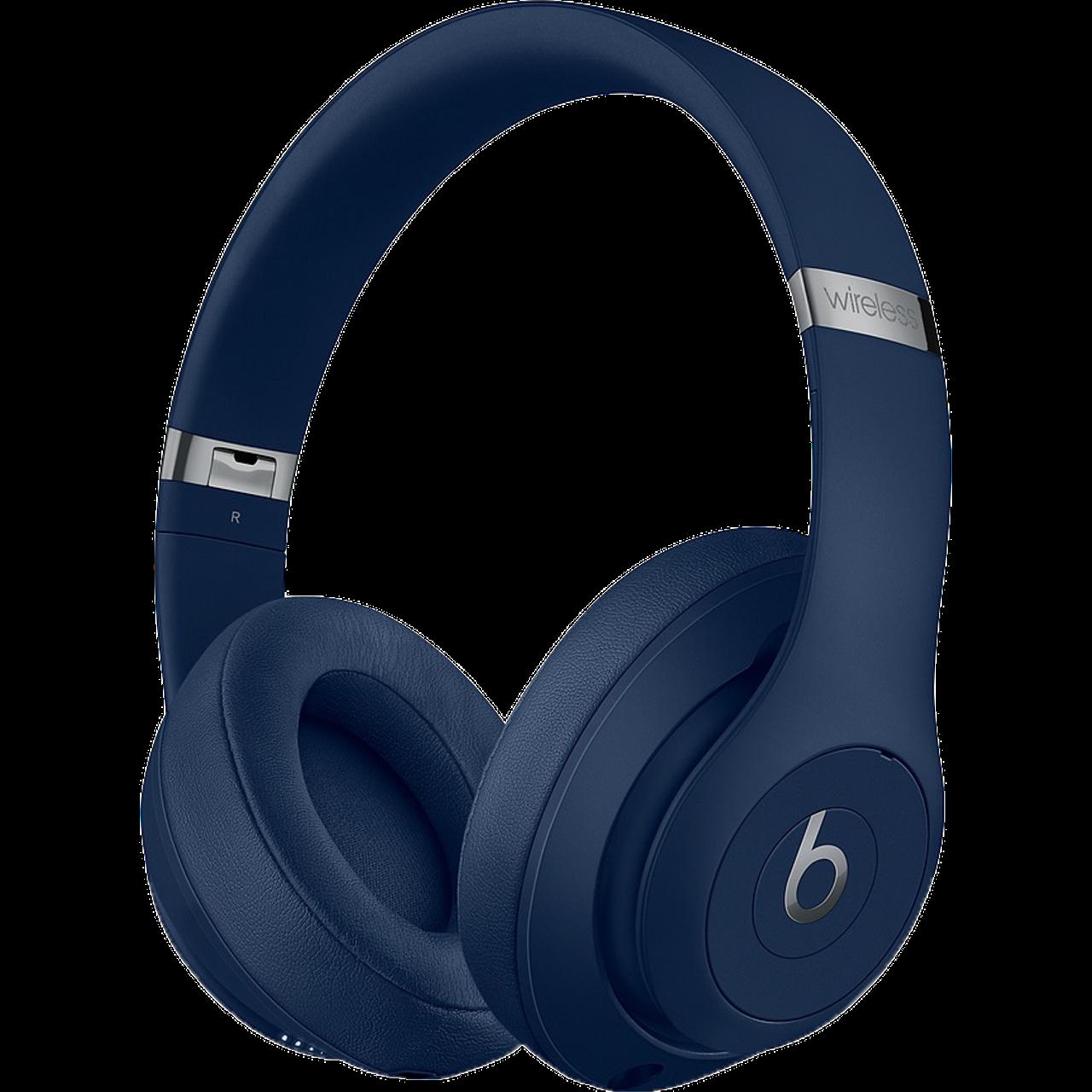 Beats Studio3 Over-Ear Wireless Bluetooth Headphones - Blue