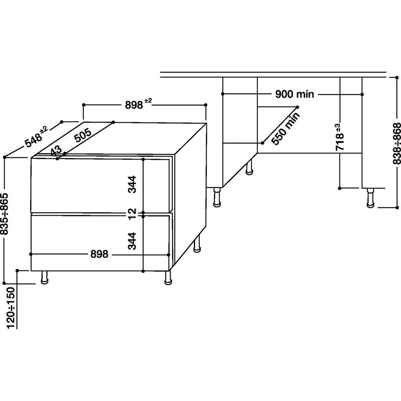 Ncd191i Hotpoint Built Under Fridge 150l Air Conditioner Wiring Diagram