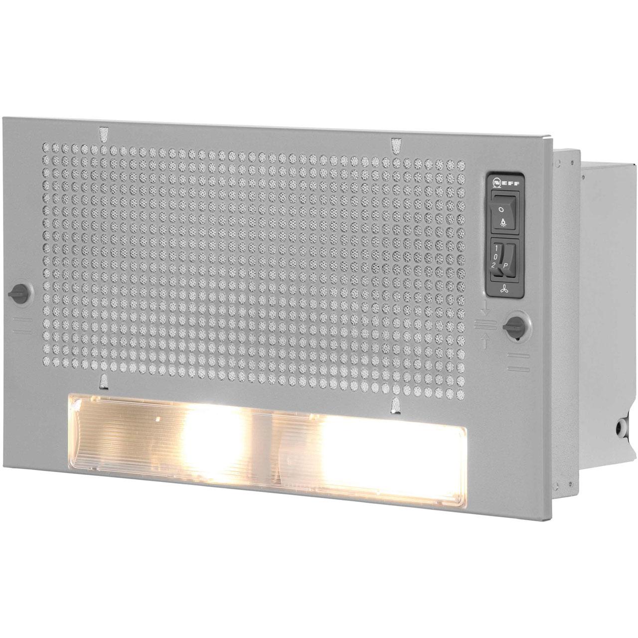 Add to compareShare  sc 1 st  AO.com & D5625X0GB_SI | Neff Canopy Cooker Hood | 55cm | ao.com