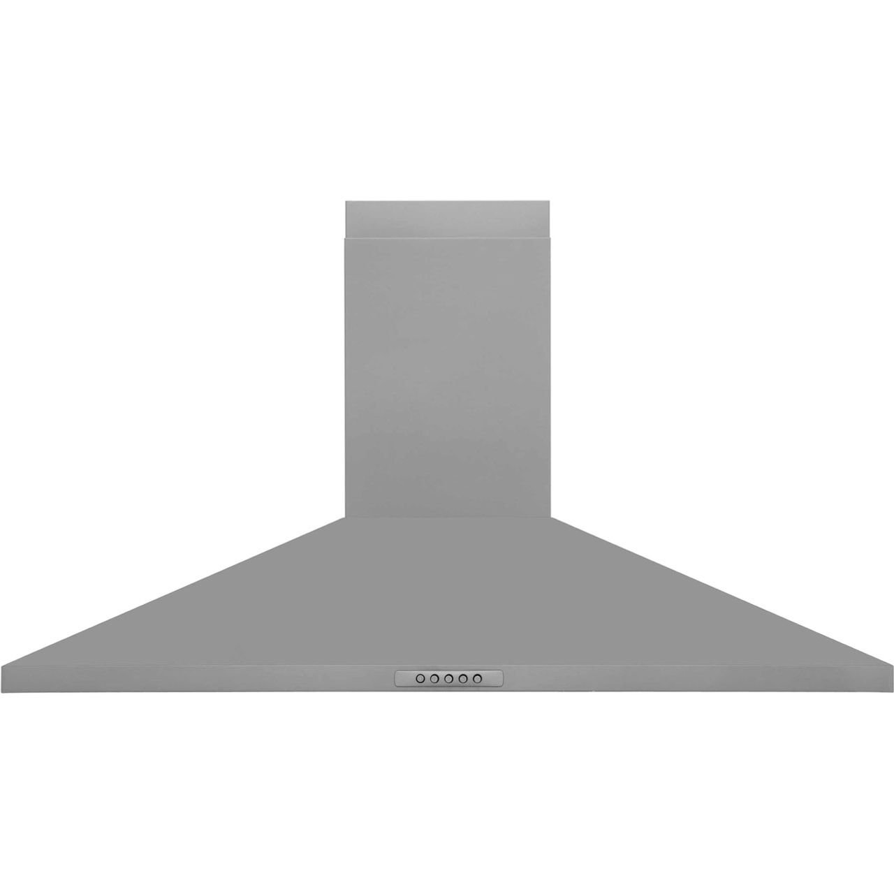 Newworld Unbranded UH100SS Integrated Cooker Hood in Stainless Steel