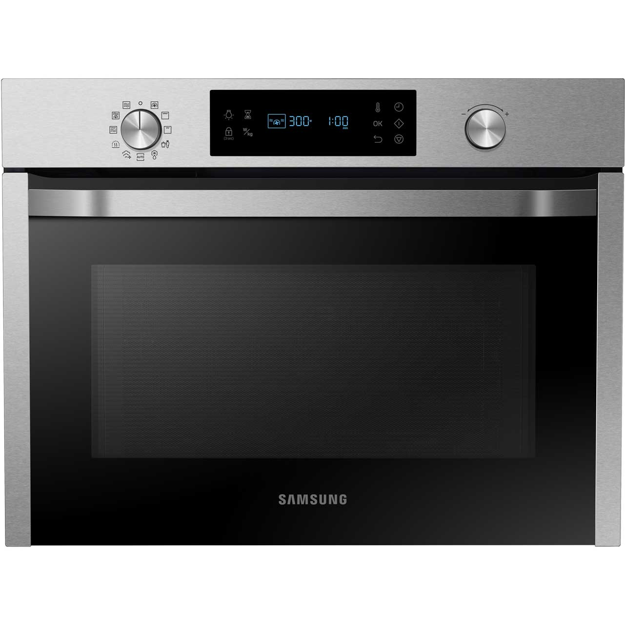 Samsung Nq50j3530bs Built In Combination Microwave Oven