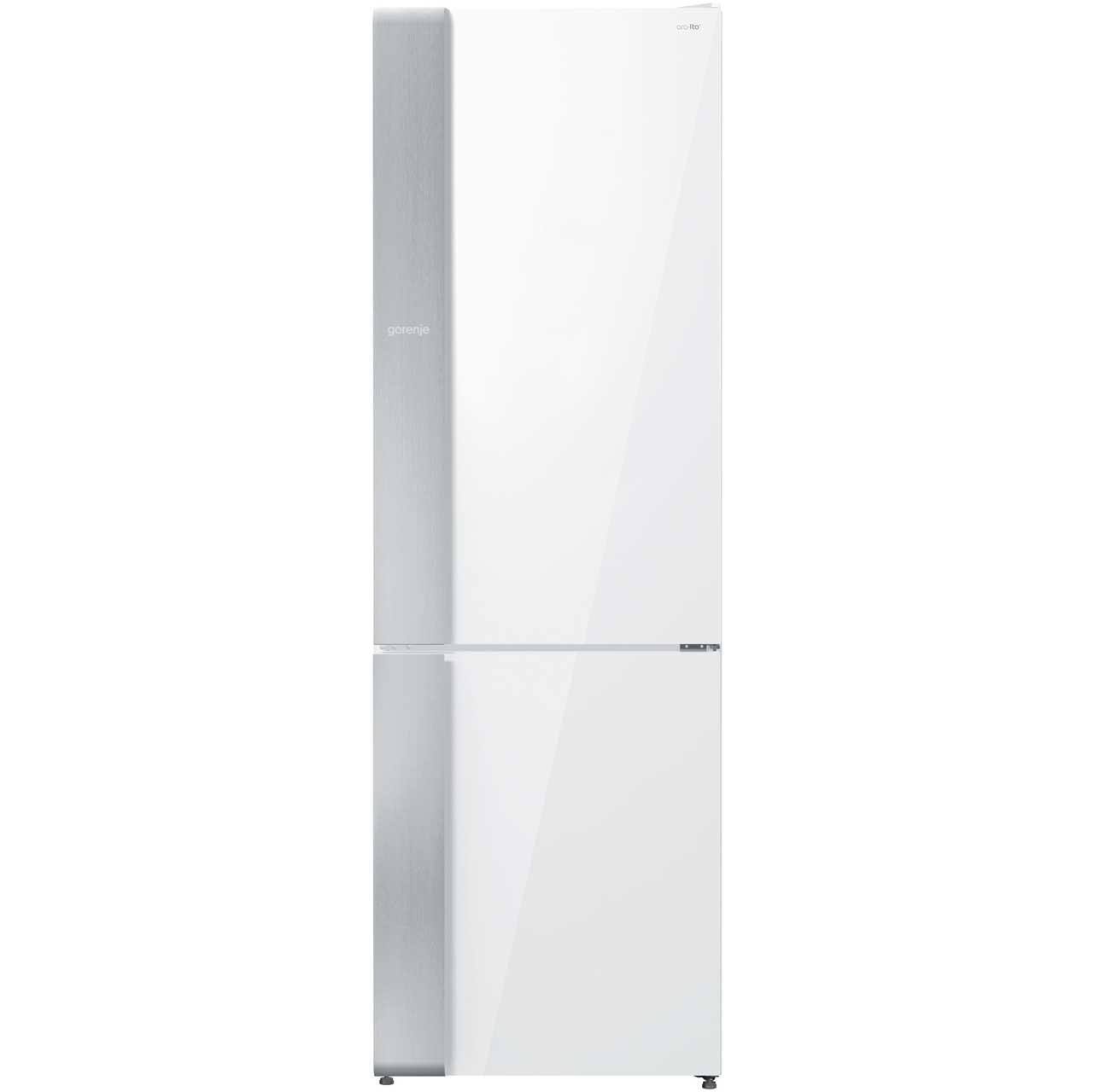 Gorenje OraÏto NRKORA62WUK Free Standing Fridge Freezer Frost Free in White