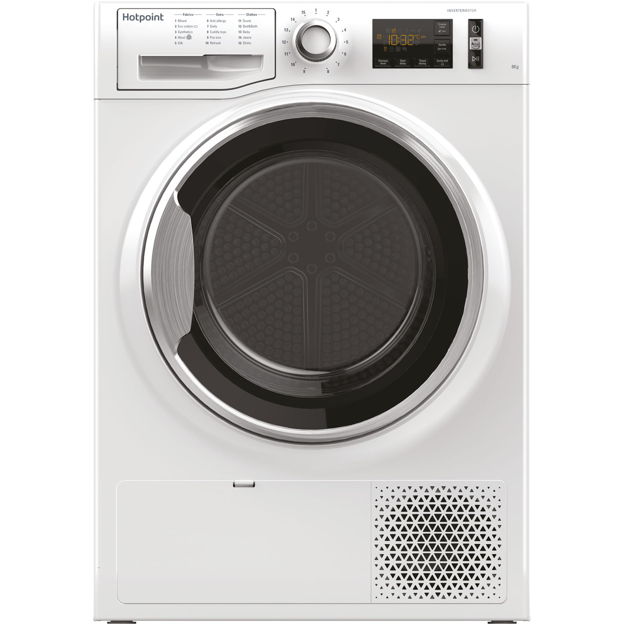 Hotpoint Active Care NTM1182XBUK 8Kg Heat Pump Tumble Dryer review