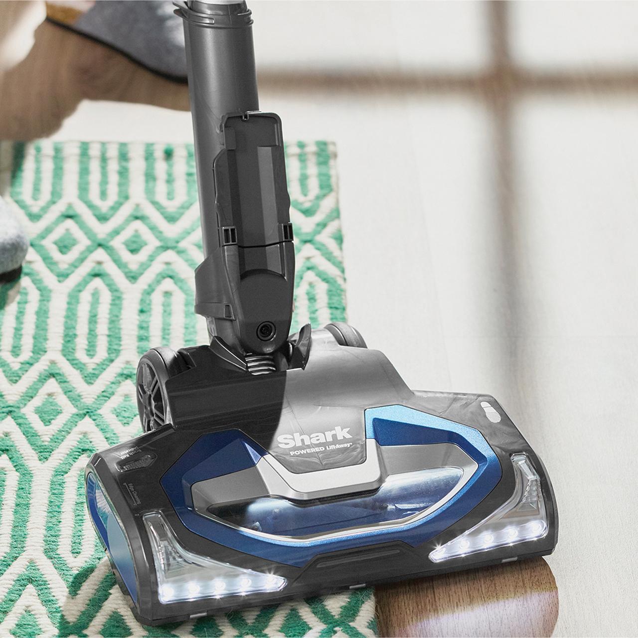Shark Powered Lift Away Upright Vacuum Cleaner Hepa Filter Bagless Ebay