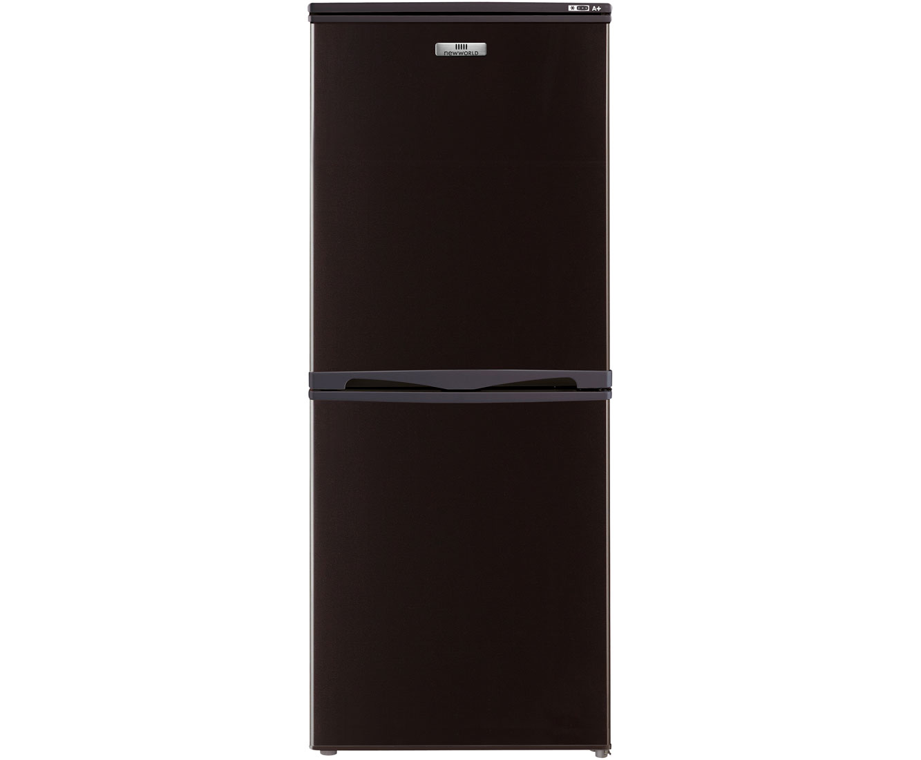 New World Kitchen Appliances Newworld Nwcom5012b 50 50 Fridge Freezer Black