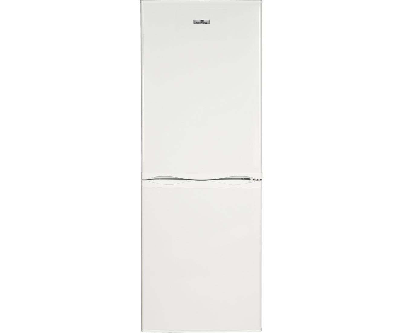 Newworld NWCOMFF5515W Free Standing Fridge Freezer Frost Free in White