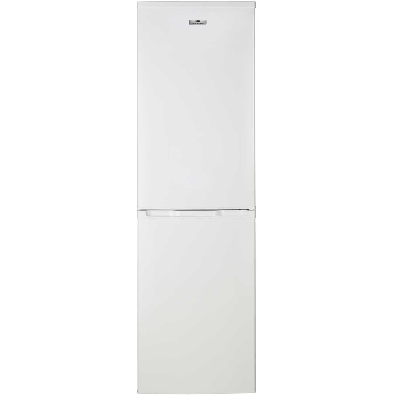 Newworld NWCOMNF5518 Free Standing Fridge Freezer Frost Free in White