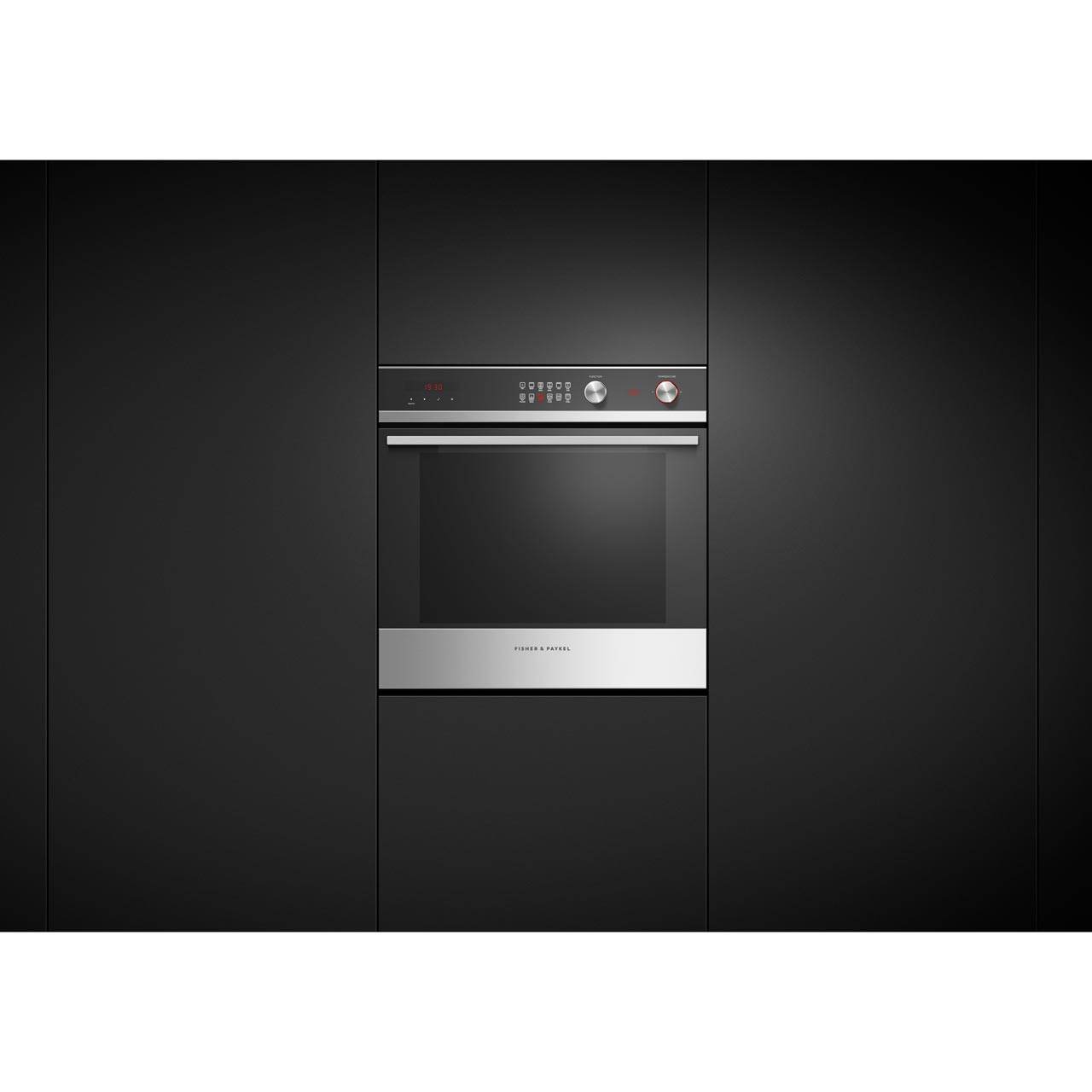 Fisher Paykel Designer Companion Ob60sd11px1 Built In Electric Single Oven Stainless Steel A Rated