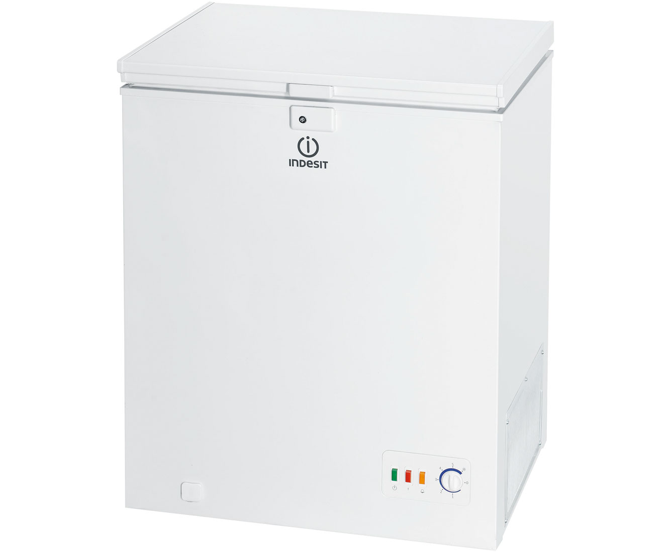 Indesit OFAA100M Chest Freezer - White