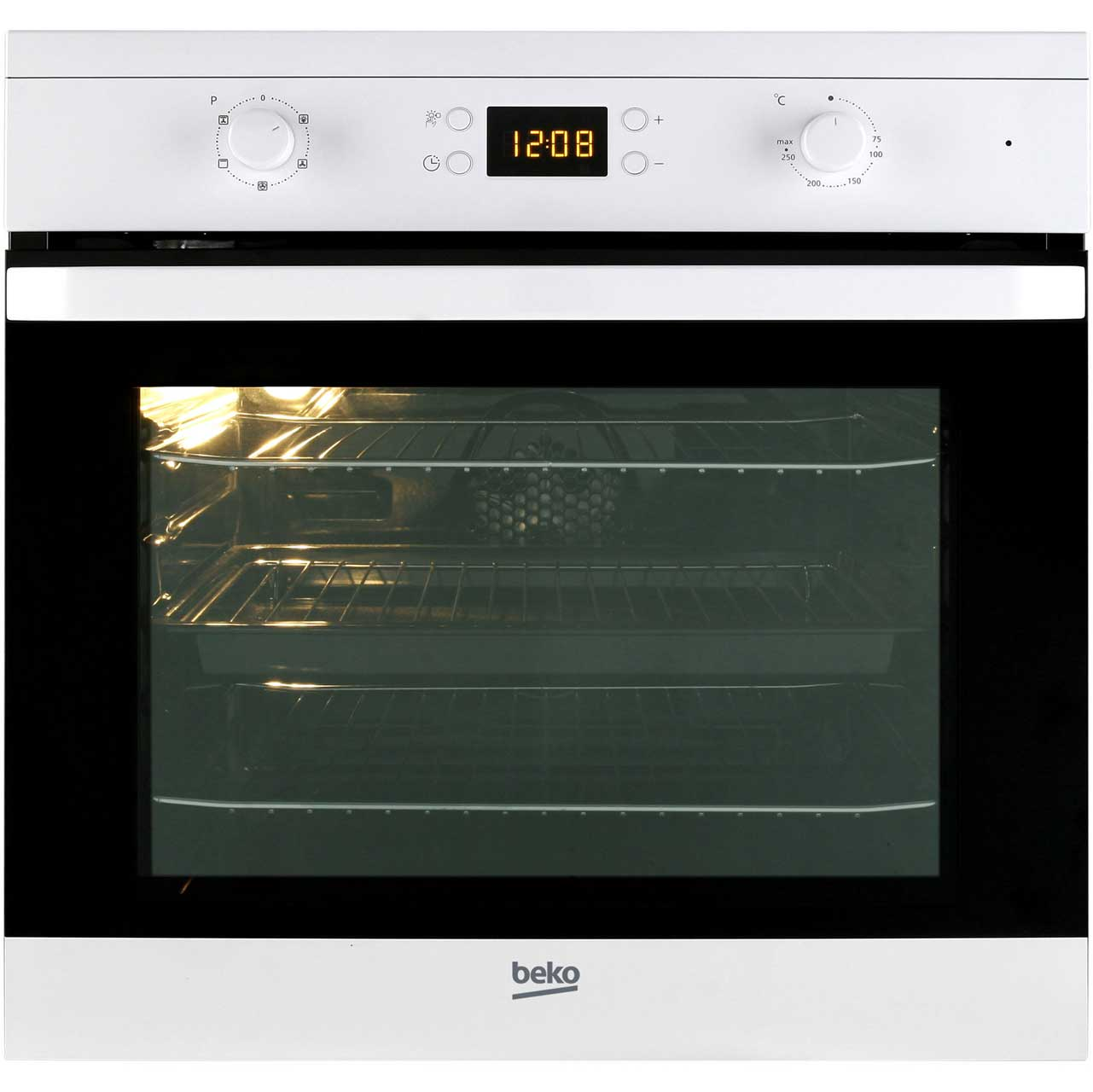 Beko OIF21300W Built In Electric Single Oven - White