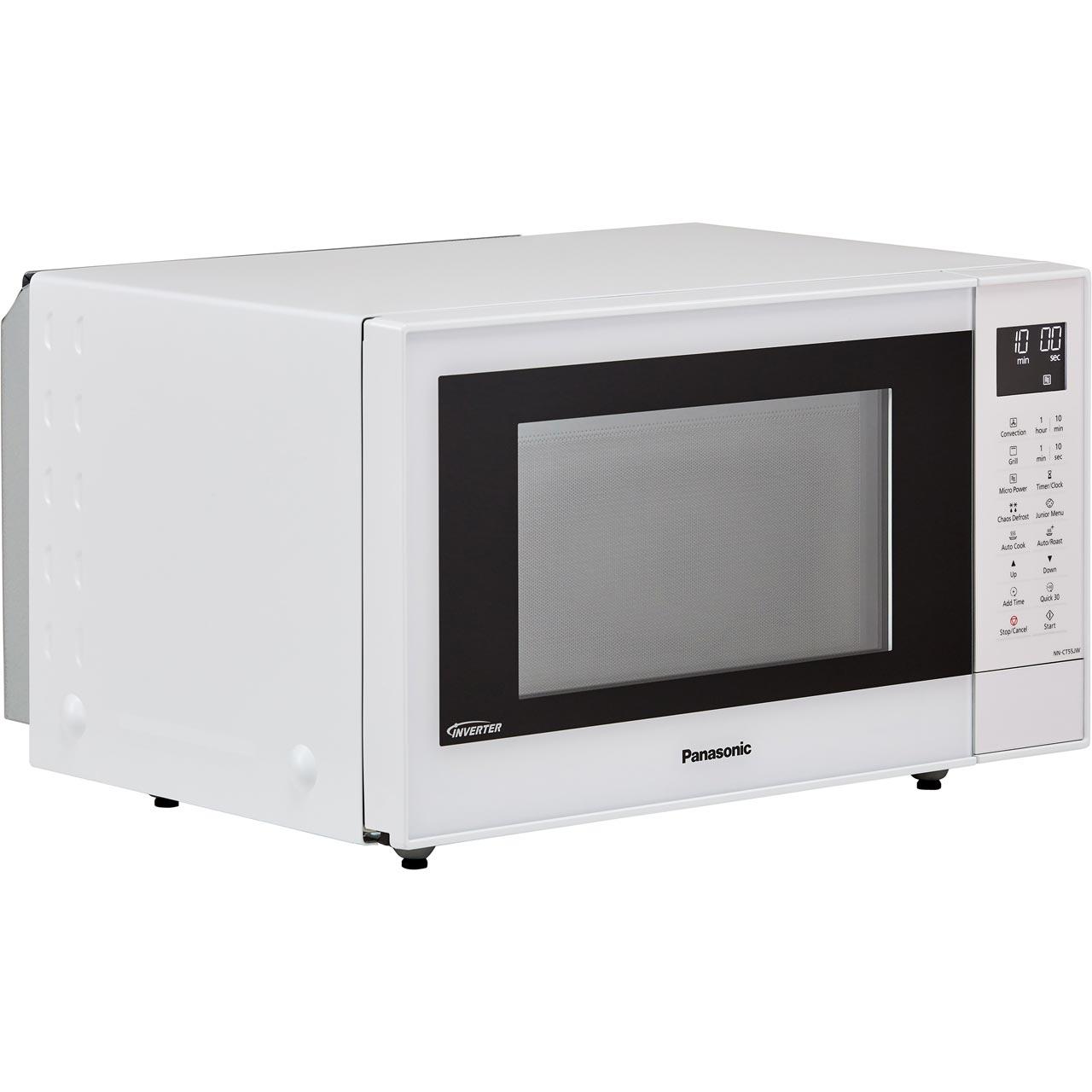 Nn Ct55jwbpq Wh Panasonic Microwave