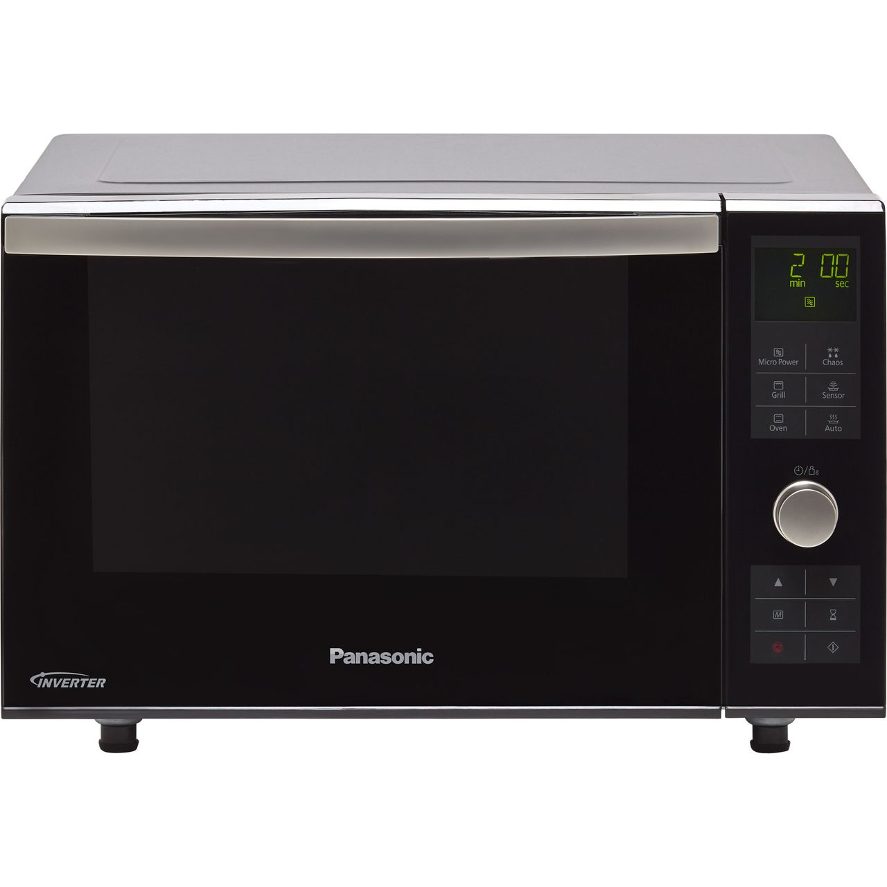 Panasonic Microwave Main Image Panasonic Convection