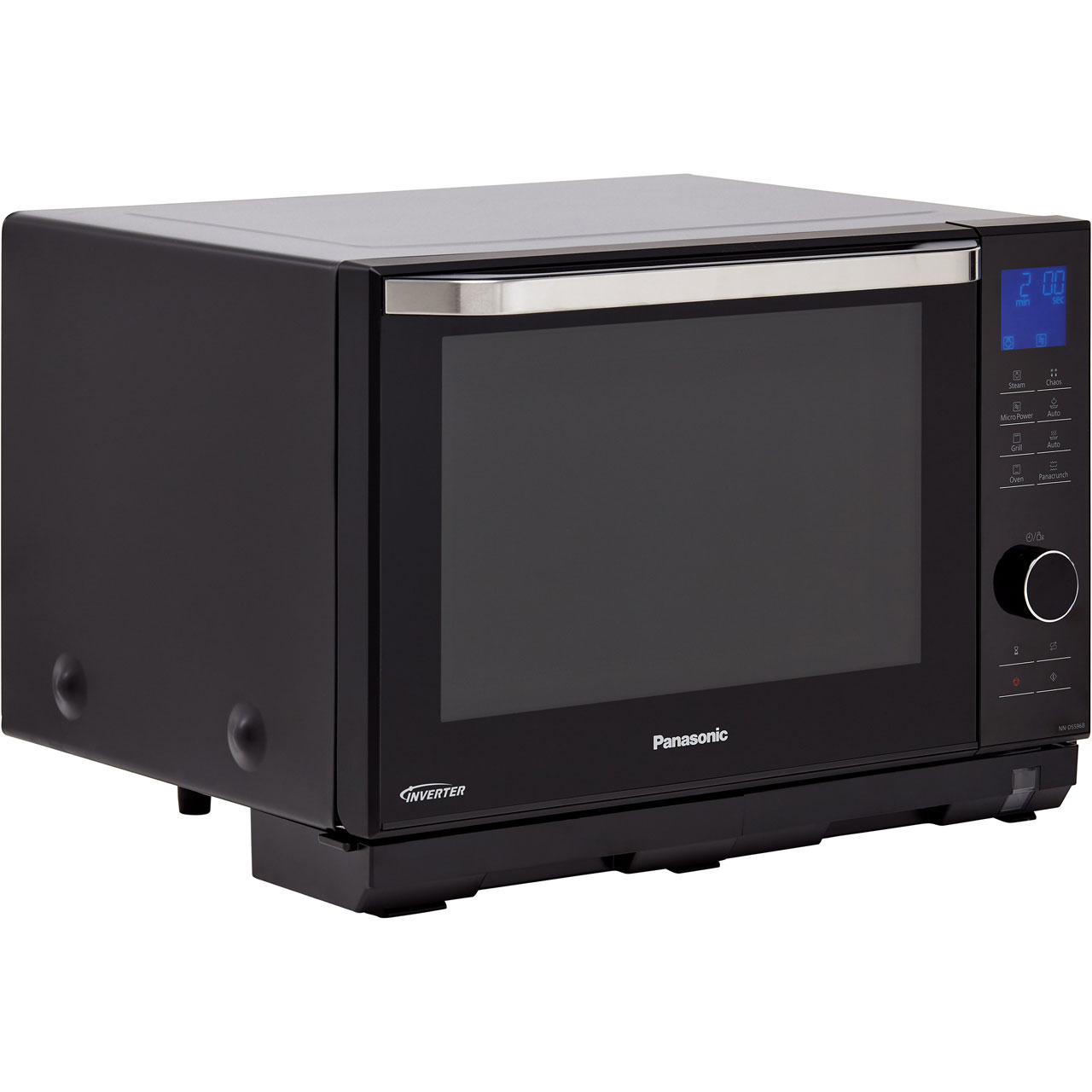 Panasonic Nn Ds596bbpq 4in1 Steam 1000 Watt Microwave Free