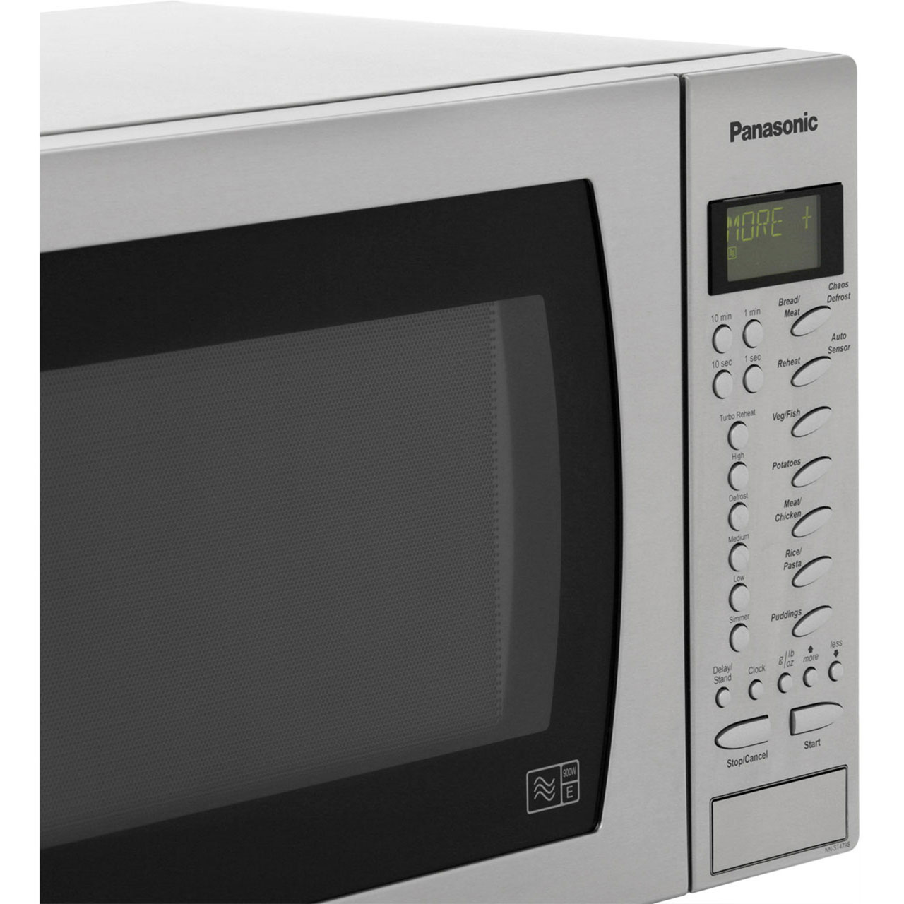 What is a microwave inverter?