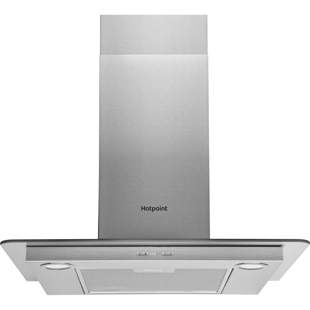Hotpoint PHFG65FABX Integrated Cooker Hood in Stainless Steel