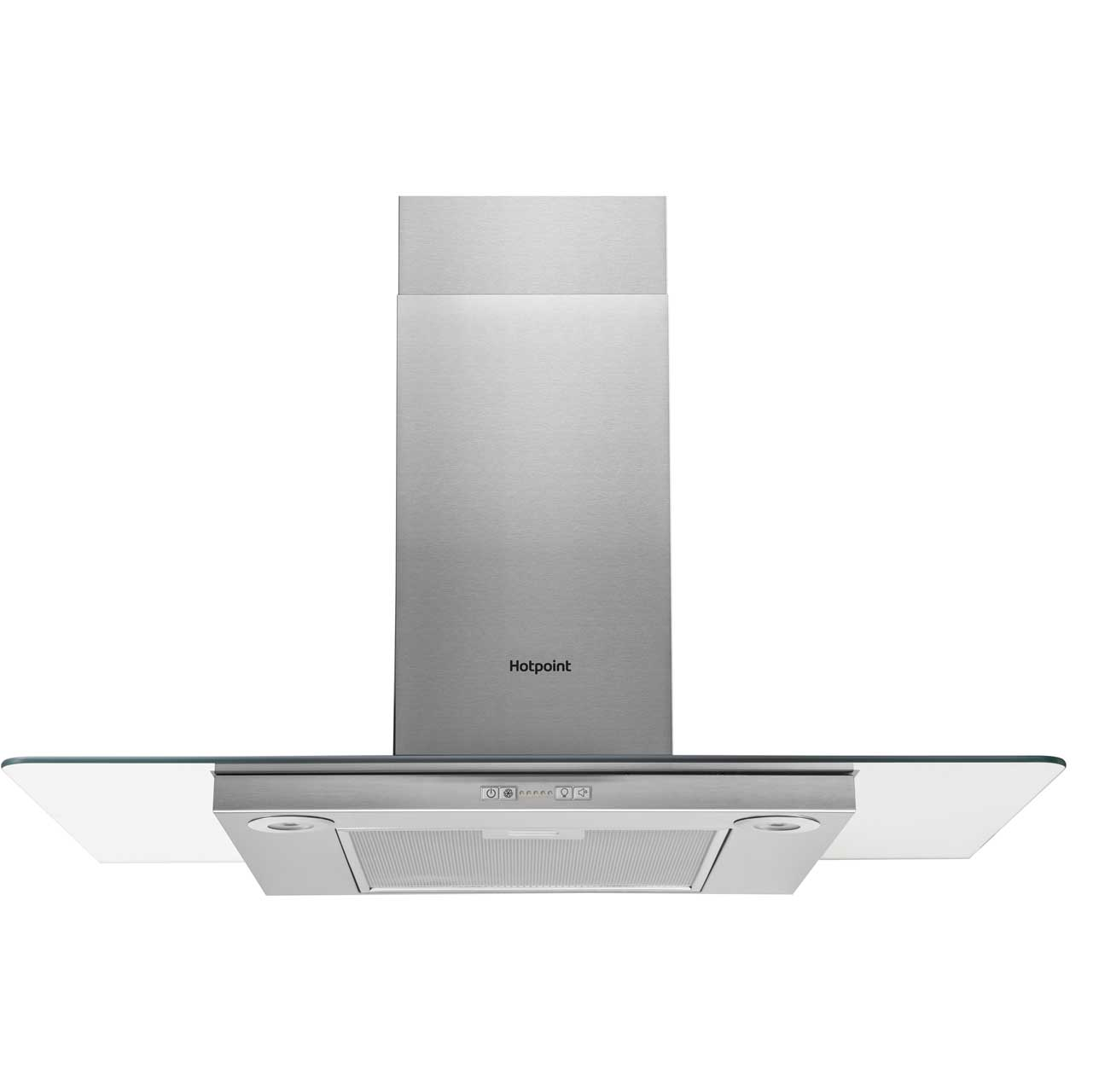 Hotpoint PHFG95FABX Integrated Cooker Hood in Stainless Steel