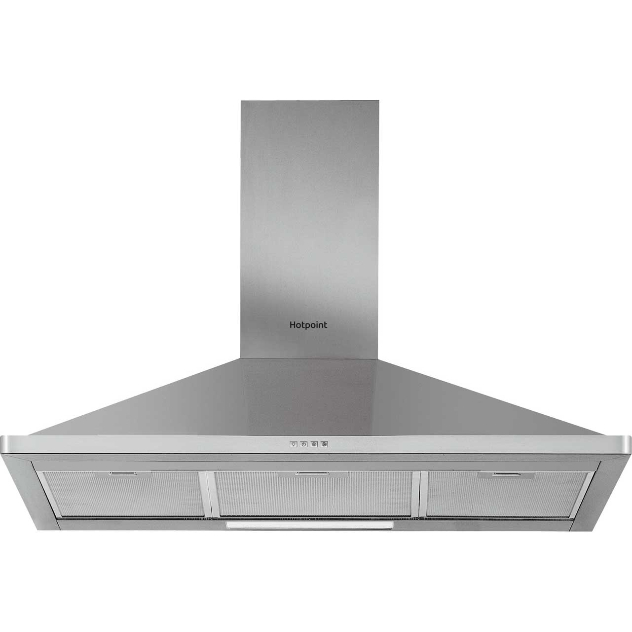 Hotpoint PHPN94FAMX Integrated Cooker Hood in Stainless Steel
