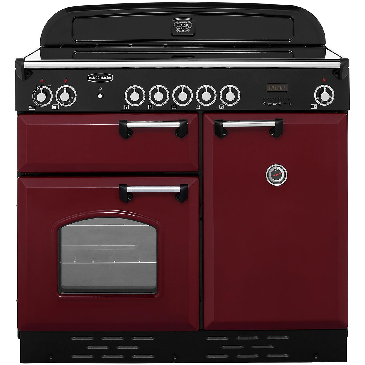 rangemaster classic clas100eicy c 100cm electric range. Black Bedroom Furniture Sets. Home Design Ideas