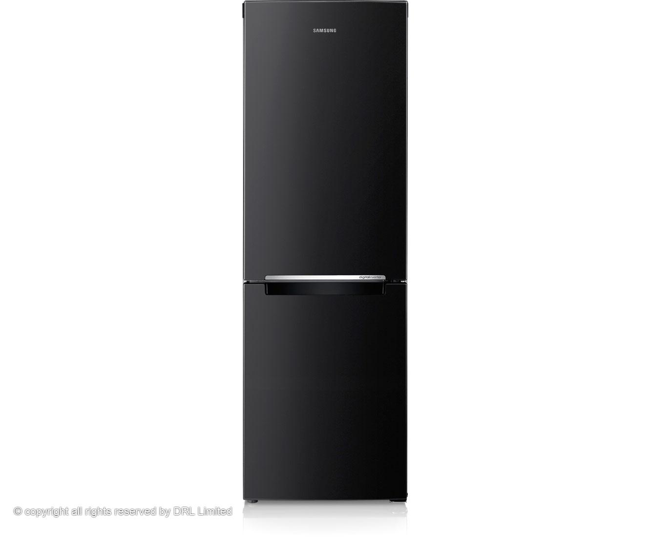 Samsung RB Combi Range RB29FSRNDBC Free Standing Fridge Freezer Frost Free in Black