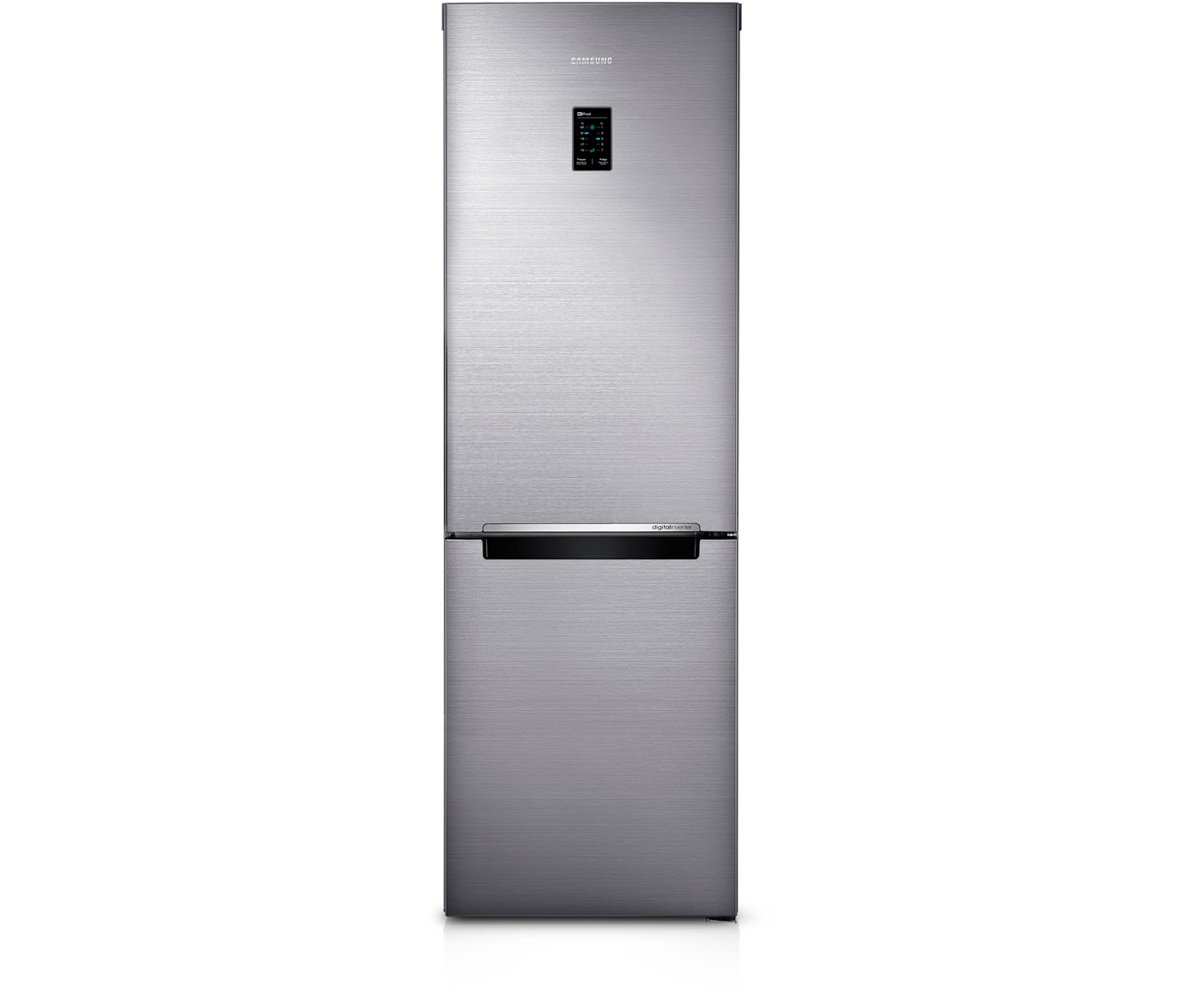 Samsung RB Combi Range RB31FERNDSS Free Standing Fridge Freezer Frost Free in Stainless Steel Look