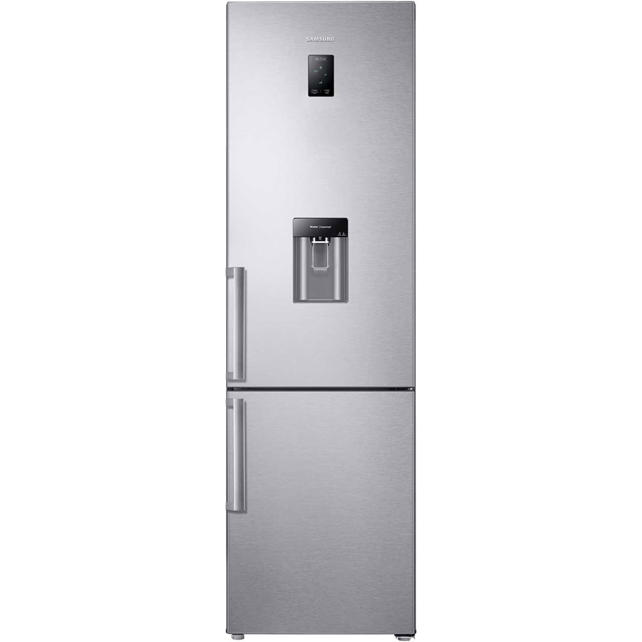 Samsung RB37J5920SL Free Standing Fridge Freezer Frost Free in Stainless Steel
