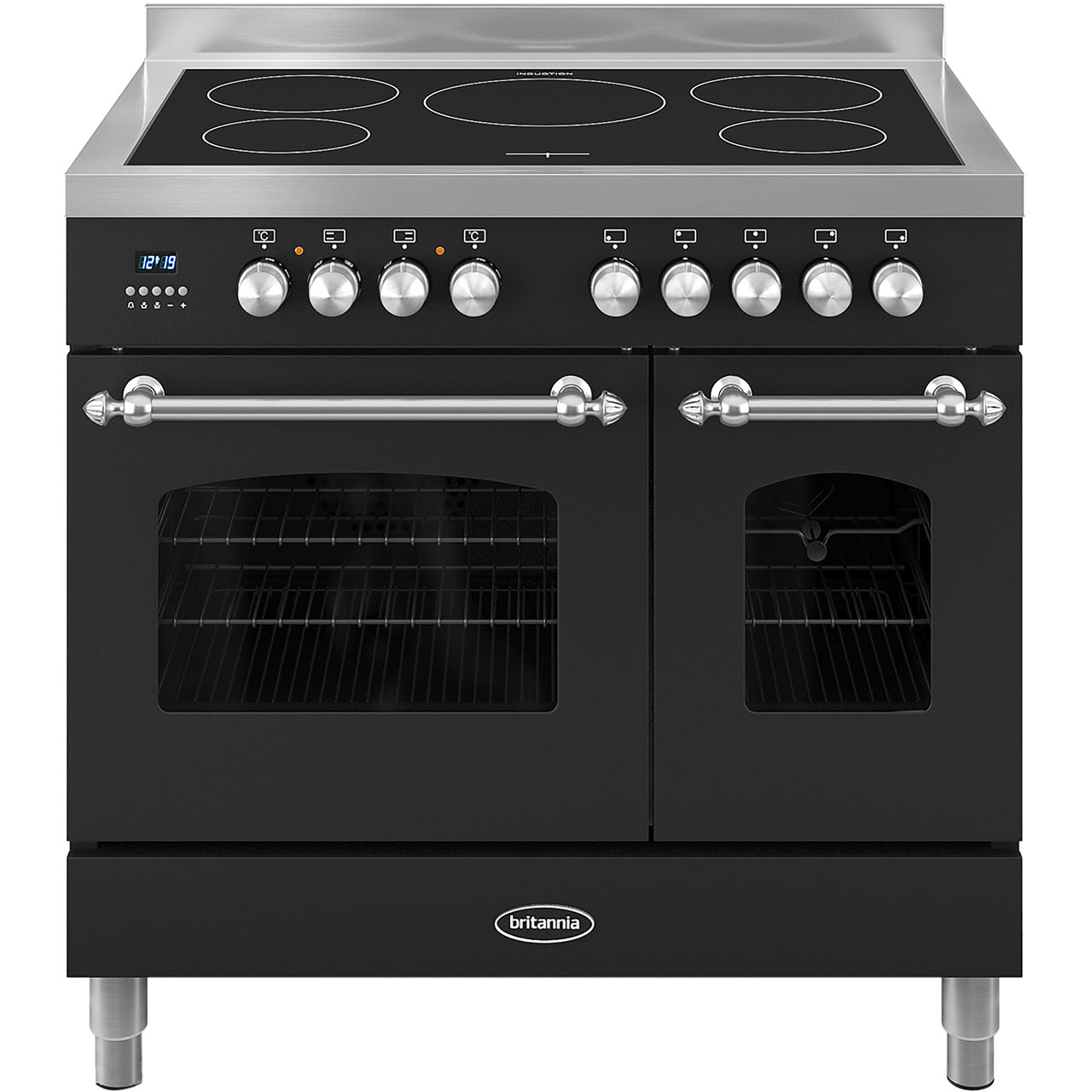 britannia fleet rc 9ti fl k 90cm electric range cooker review. Black Bedroom Furniture Sets. Home Design Ideas