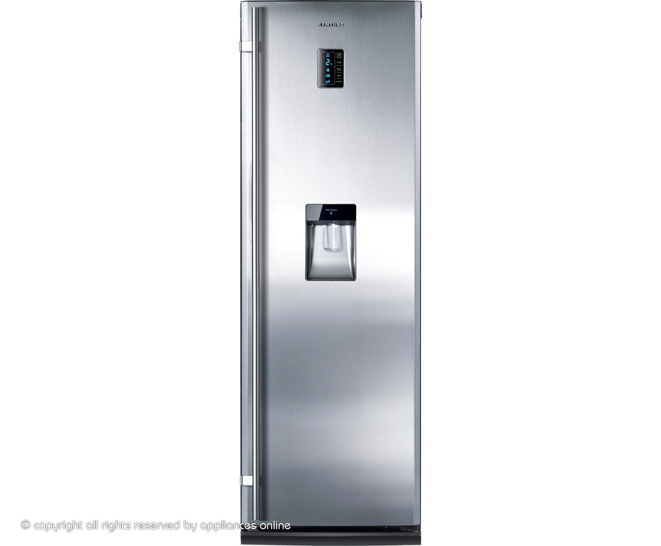 Samsung RR82PDRS Fridge - Stainless Steel
