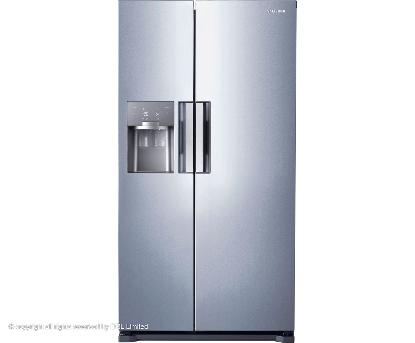 Samsung H-Series RS7667FHCSL American Fridge Freezer - Silver