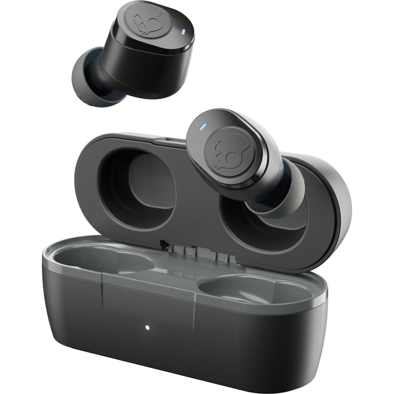 Skullcandy Jib In-Ear Water Resistant Bluetooth Headphones - Black