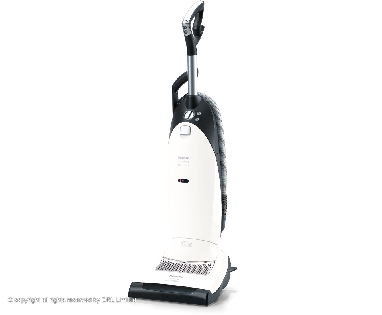 Miele Allervac S7280 Bagged Upright Vacuum Cleaner
