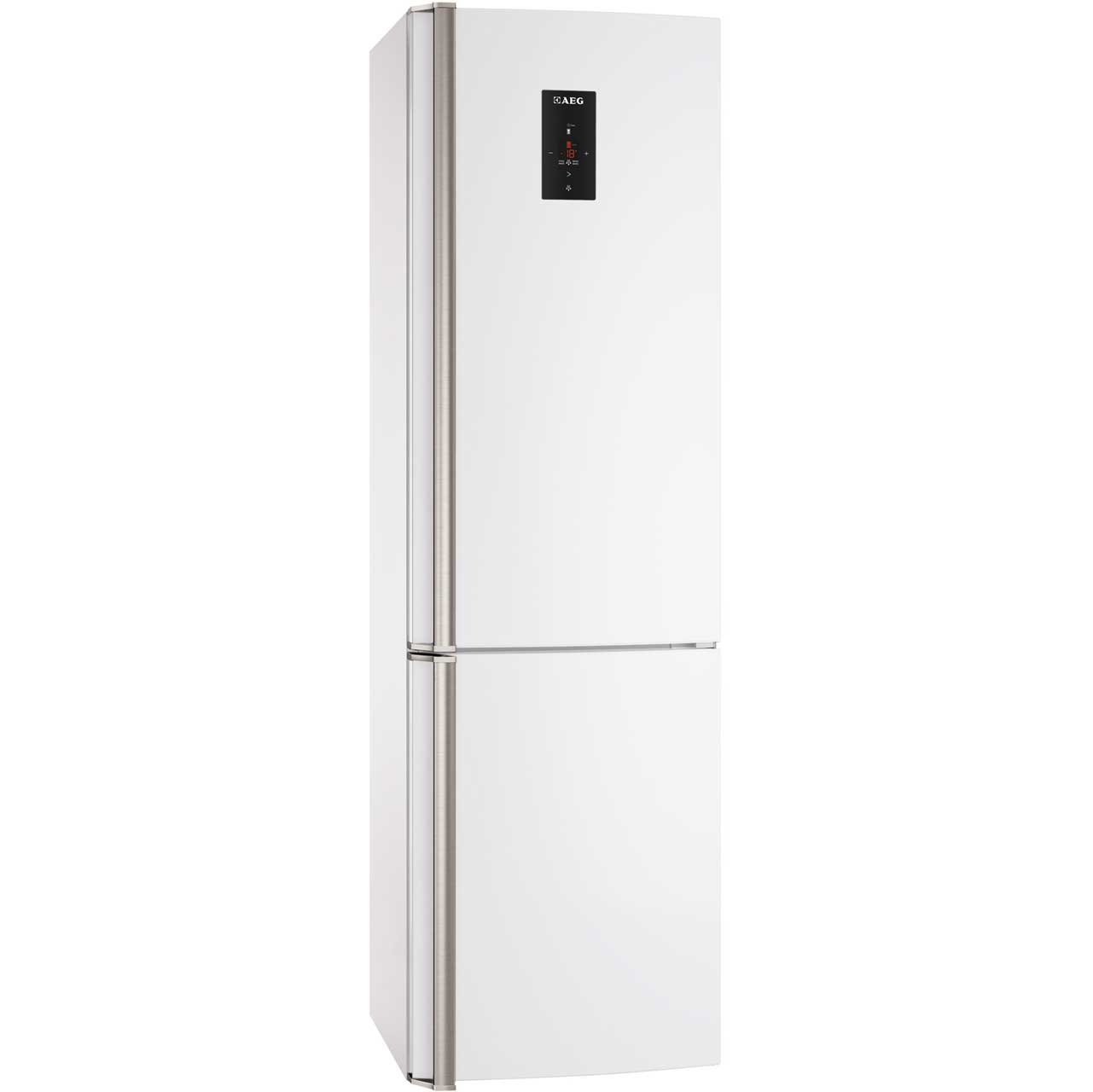 AEG S83520CMW2 Free Standing Fridge Freezer Frost Free in White