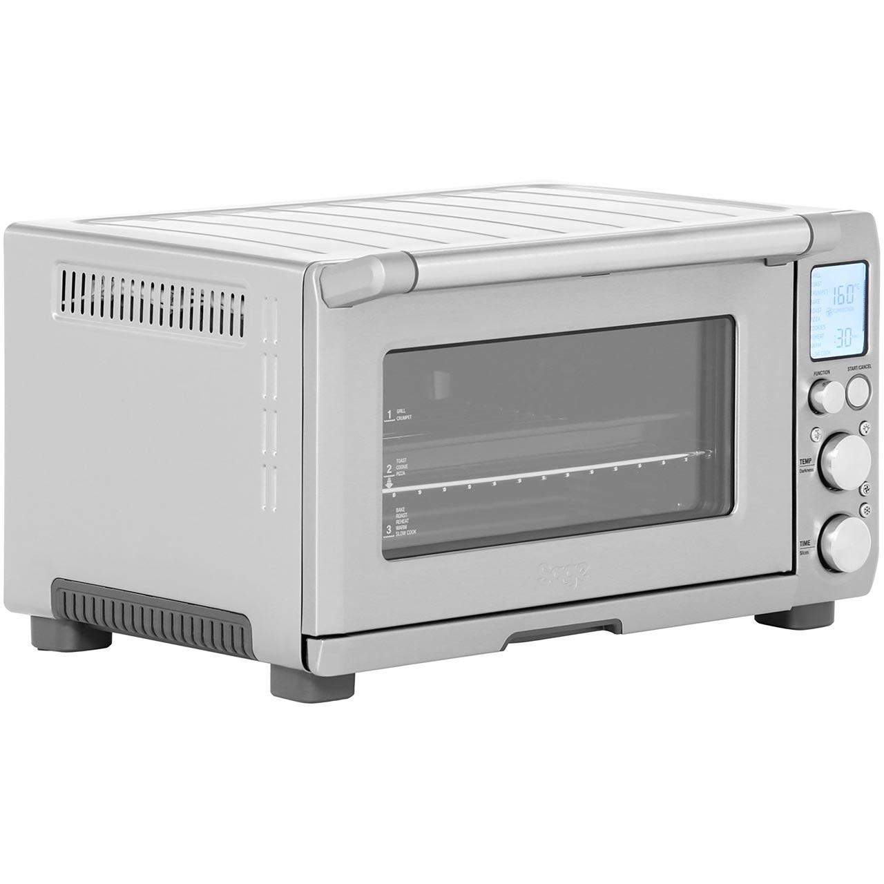 Sage Bov820bss The Smart Oven Pro Mini Ovens Amp Hob Free