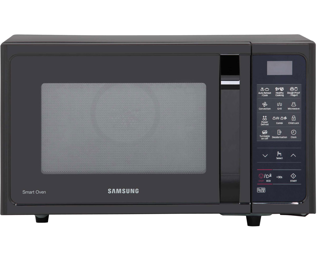 Samsung Smart Oven MC28H5013AK 28 Litre Combination Microwave Oven - Black