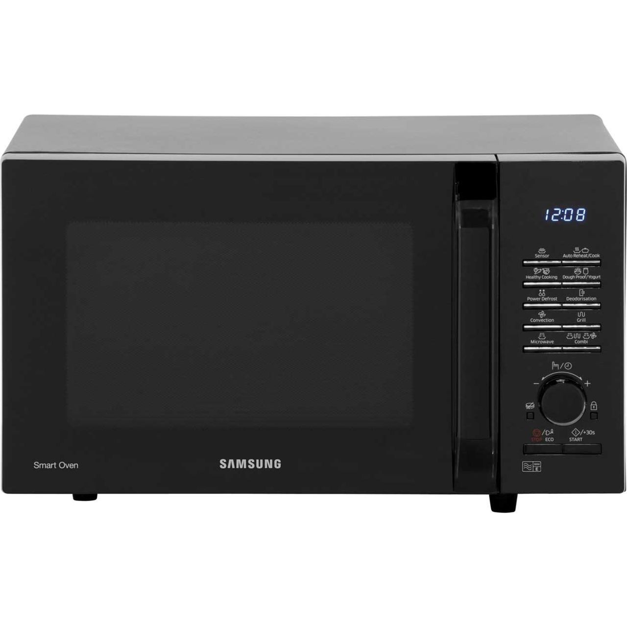 Samsung Smart Oven Mc28h5125ak 28 Litre Combination Microwave Black Bk 1
