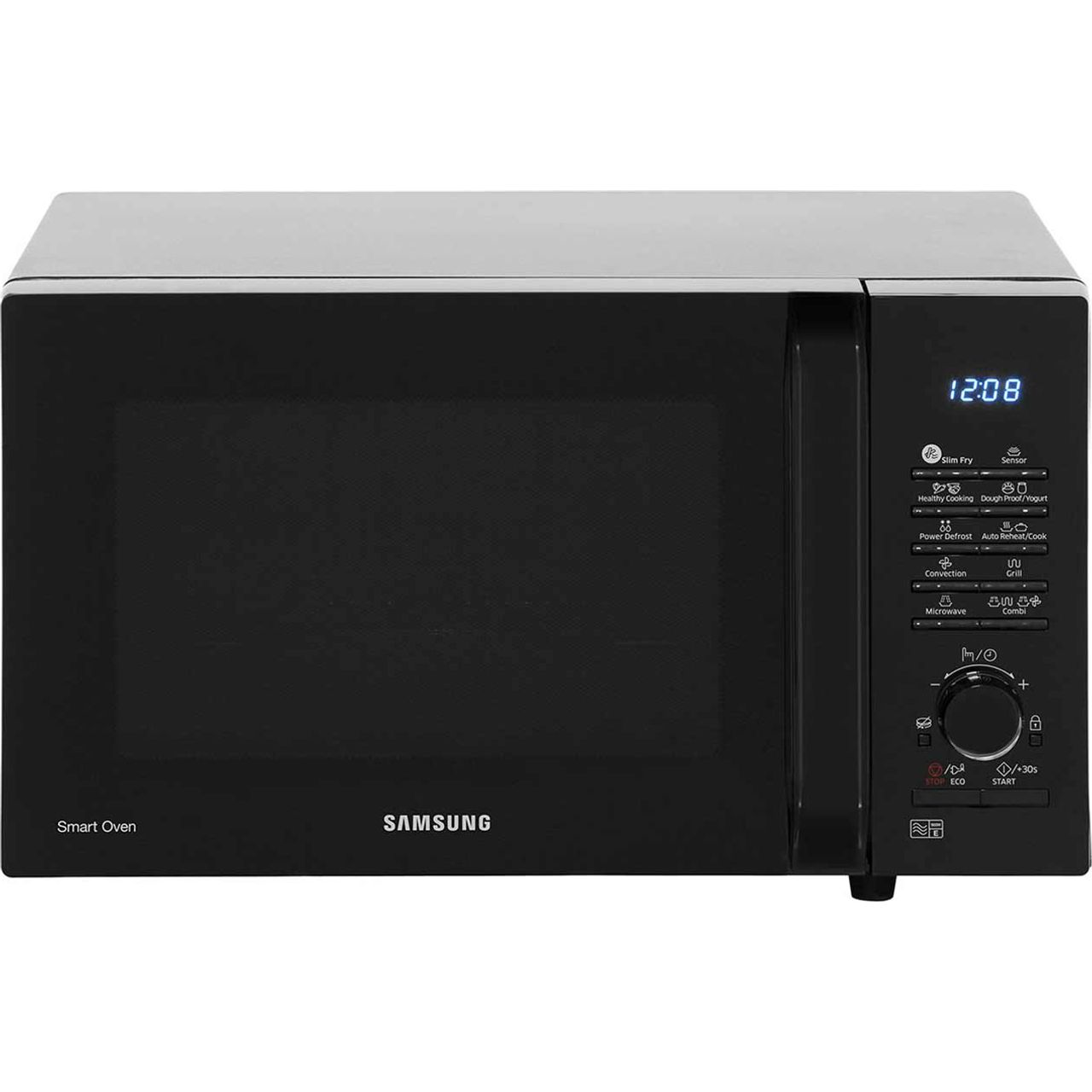 Samsung Mc28h5135ck Smart Oven 900 Watt Microwave Free