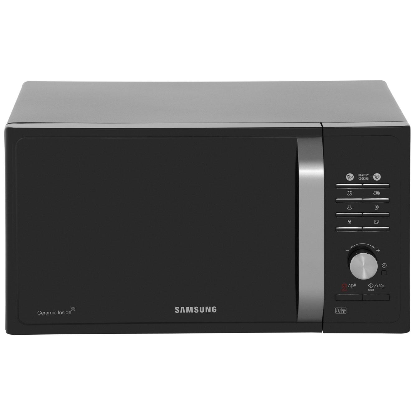 Customer Reviews Samsung Ms23f301tak 23 Litre Microwave Black